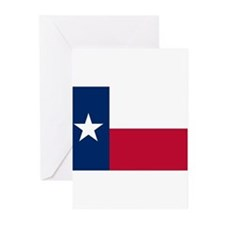 Texas Flag Greeting Cards (Pk of 20)