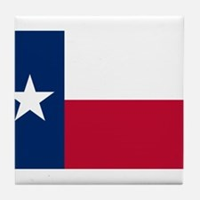 Texas Flag Tile Coaster
