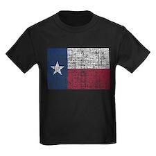 Distressed Texas Flag T-Shirt