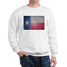Texas Flag Faded Sweatshirt