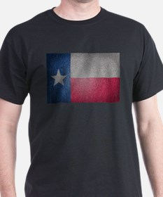 Texas Flag Faded T-Shirt