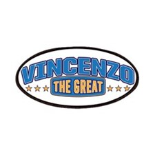 The Great Vincenzo Patches