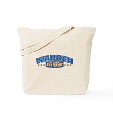 The Great Warren Tote Bag