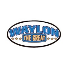 The Great Waylon Patches
