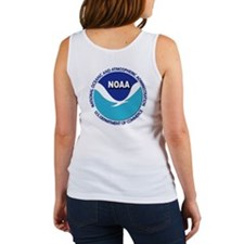 NOAA - Commissioned Corps Women's Tank Top