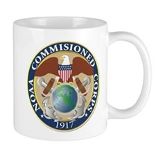 NOAA - Commissioned Corps Mug
