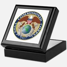 NOAA - Commissioned Corps Keepsake Box