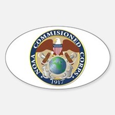 NOAA - Commissioned Corps Decal