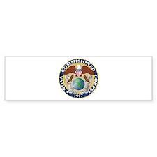 NOAA - Commissioned Corps Bumper Sticker