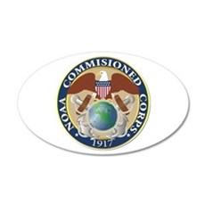 NOAA - Commissioned Corps Wall Decal