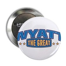 """The Great Wyatt 2.25"""" Button (100 pack)"""