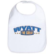 The Great Wyatt Bib