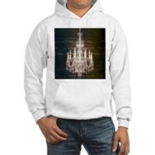 Shabby Chic Chandelier Hoodie