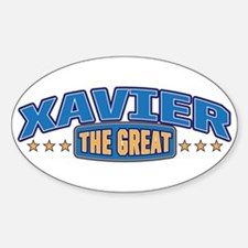 The Great Xavier Decal