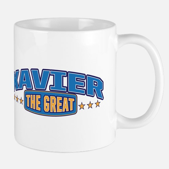 The Great Xavier Mug