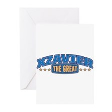 The Great Xzavier Greeting Cards (Pk of 10)