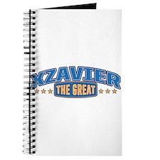 The Great Xzavier Journal