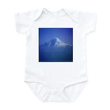Mount Rainier Infant Bodysuit