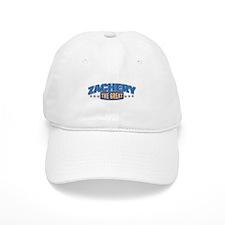The Great Zachery Baseball Baseball Cap