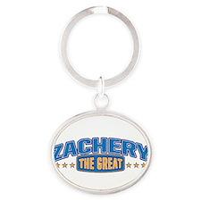 The Great Zachery Keychains