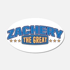 The Great Zachery Wall Decal