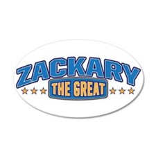 The Great Zackary Wall Decal