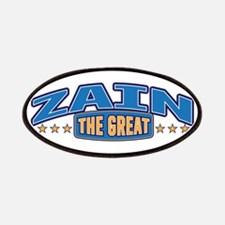 The Great Zain Patches