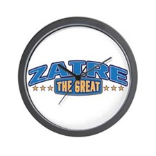 The Great Zaire Wall Clock