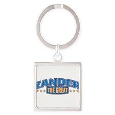 The Great Zander Keychains