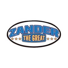 The Great Zander Patches