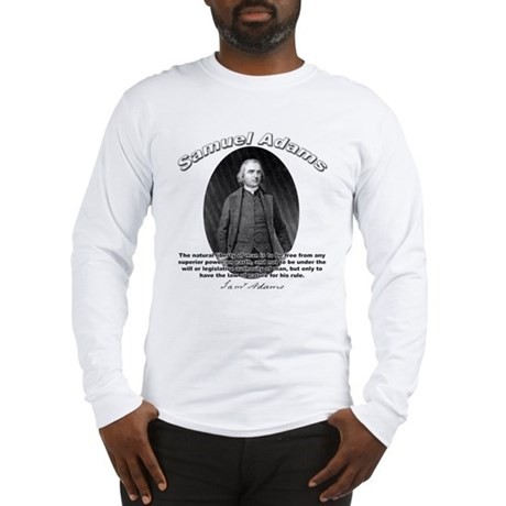 Samuel Adams 02 Long Sleeve T-Shirt