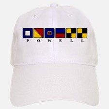 Nautical Baseball Baseball Cap