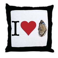 I heart oysters. I love oysters. Yummy seafood! Th