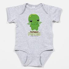 Cute Cthulhu Baby Bodysuit