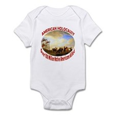 American Holocaust Infant Bodysuit