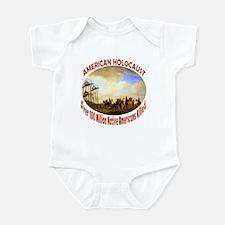 American Holocaust Infant Bodysuit