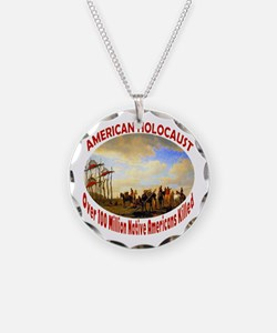 American Holocaust Necklace