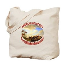 American Holocaust Tote Bag