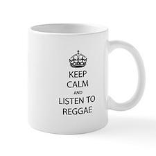 Listen Reggae Mug