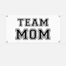 Team mom Banner