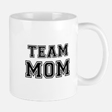 Team mom Small Mug