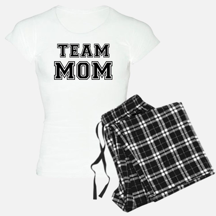 Team mom pajamas