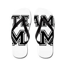Team mom Flip Flops