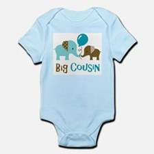 Big Cousin - Elephant Body Suit