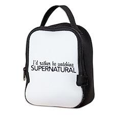 Supernatural Neoprene Lunch Bag