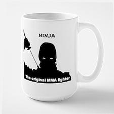 MMA Ninja Mug