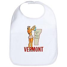Vermont Pinup Bib