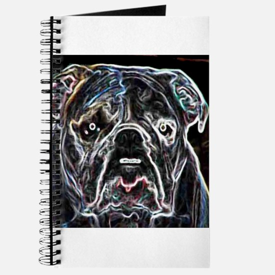 Neon Bulldog Journal