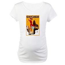 Vintage Chicago Illinois Travel Shirt