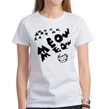 meow meow in the stars T-Shirt